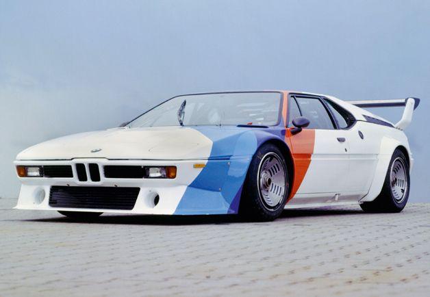 Lembra do Pegasus que você ou algum amigo tinha e todo mundo pirava?? É a BMW M1, bons tempos de design inovador da BMW!