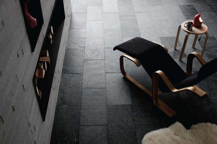 Scopri tutte le caratteristiche dei #pavimenti e dei #rivestimenti in #ardesia!