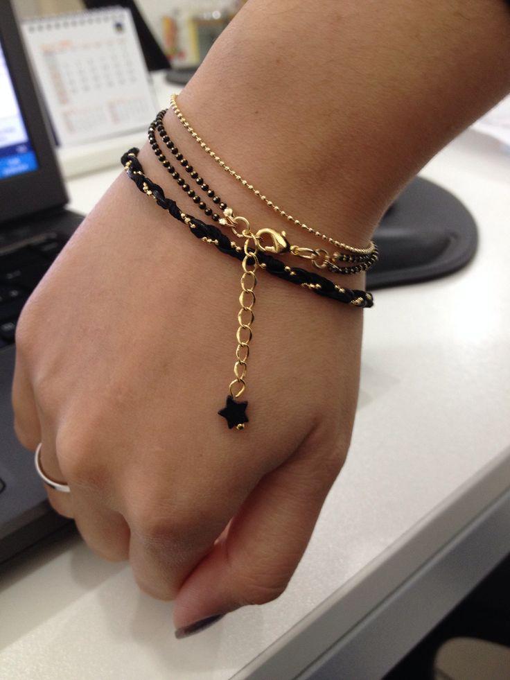 Black brcelets