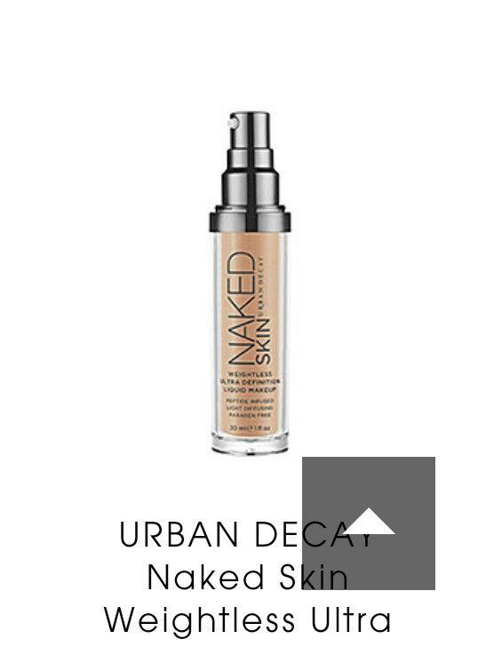 UD Naked Skin Weightless Foundation