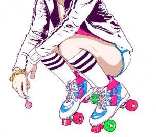 Love me some Rollerskating!