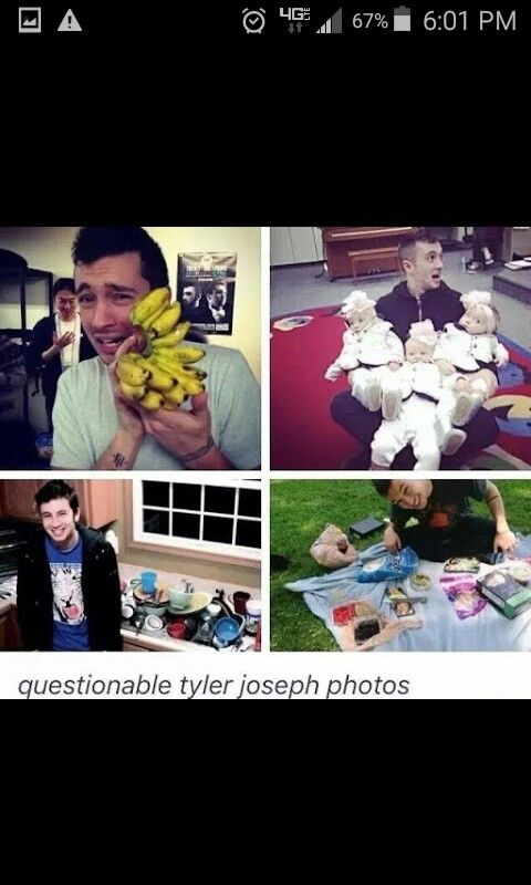 I don't see how these are questionable. Tyler's in them, it must be perfect by definition then, right?