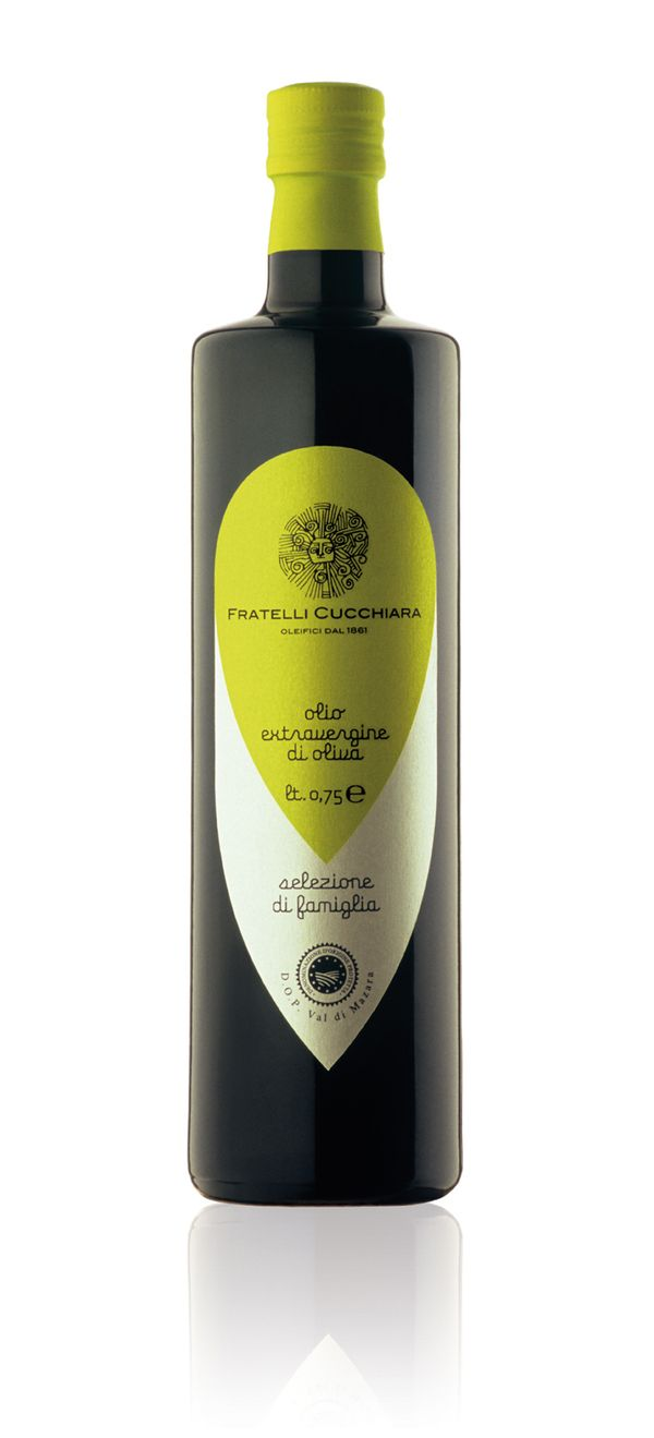 OleificioCucchiara // DOP by LEONARDO RECALCATI, via Behance