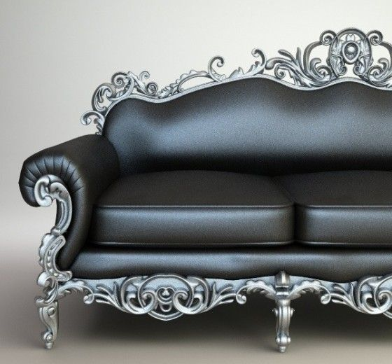 Victorian Leather Furniture   Hollywood Thing