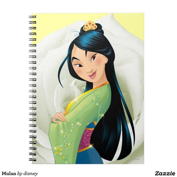 Mulan. Regalos, Gifts. #notebook #cuaderno
