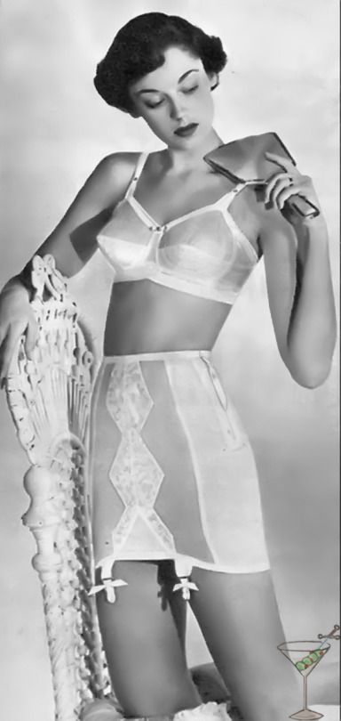 17 Best images about Vintage Girdle Adverts and Photos on ...
