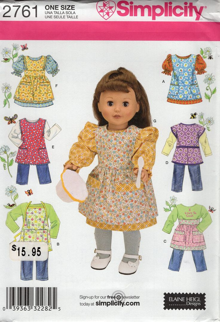 601 besten Doll & Craft Sewing Patterns Bilder auf Pinterest ...
