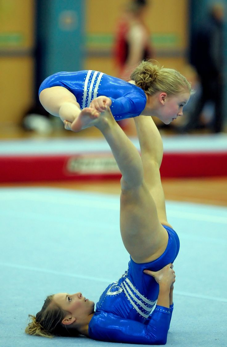 Winwin gymnastics - I Cant Do That
