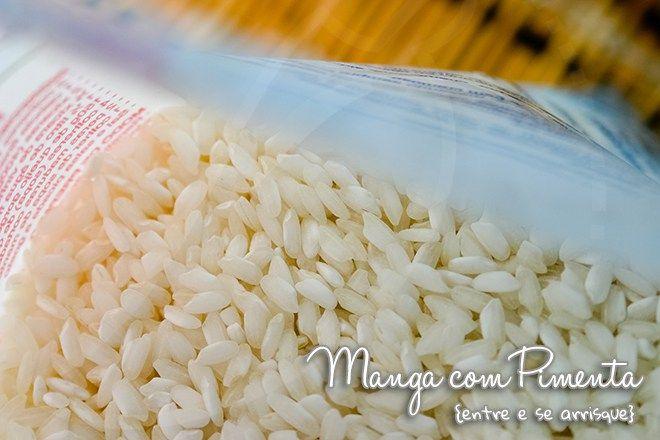 Quais são os tipos de arroz para Risoto? Clique aqui e confira antes de fazer uma receita italiana deliciosa.
