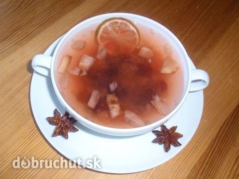 Fotorecept: Pečený čaj - Voňavý pečený čaj je skvelý na zimné večery.