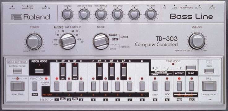 History Of The TB-303: Roland's Accidental Legend.How did the TB-303 bass synthesizer become such a well-known and highly regarded sound in dance music? Today guest contributor Akhil Kalepu goes in-depth with the full history of the Roland TB-303 and how its shortcomings became some of the most sought after sounds in the era of acid house that followed.