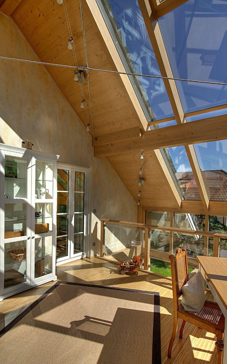 BAUMANN Wintergarten. Stockheim, Niemcy. Produkty: SGG CLIMAPLUS ULTRA N, SGG BIOCLEAN, SGG STADIP. #glass #architecture #interior #design