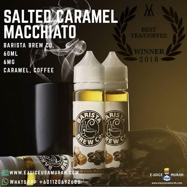 Barista Brew Co  - Salted Caramel Macchiato Buy Now @ www