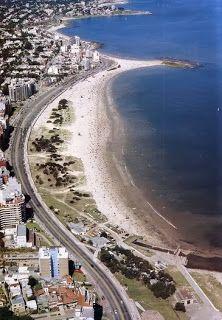 Playas de #Montevideo #Uruguay