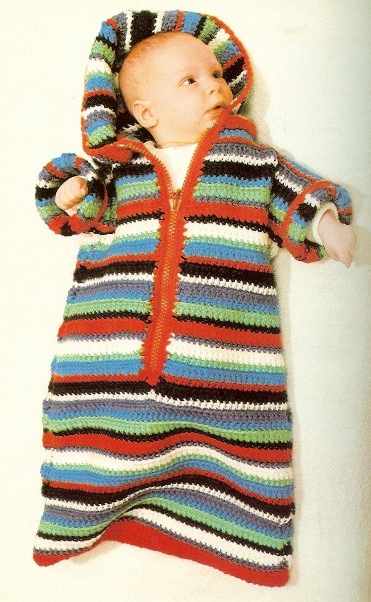 1631 besten baby Bilder auf Pinterest | Stricken häkeln, Babydecken ...