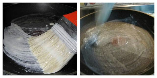 Yes, You Really Can Make Your Own Warqa (Brick Pastry) at Home: Paint On the Warqa Batter