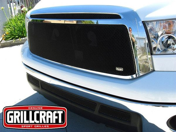 2010-13 Toyota Tundra Mesh Grille MX-Series by GrillCraft | Sleek Auto Accessories