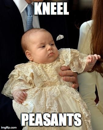 prince george meme peasant - Google Search