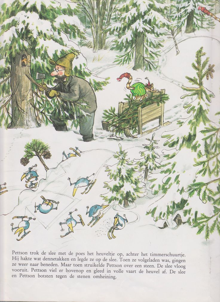 Sven Nordqvist - Opa Pettson viert Kerstmis