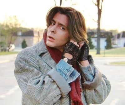 80's judd nelson.....it is always the bad boy