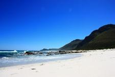Noordhoek beach for dogwalking or horseriding