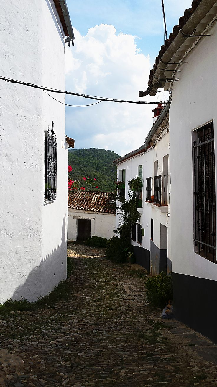 Linares de la Sierra. Sierra de Aracena. Huelva  #aracena #naturaleza…