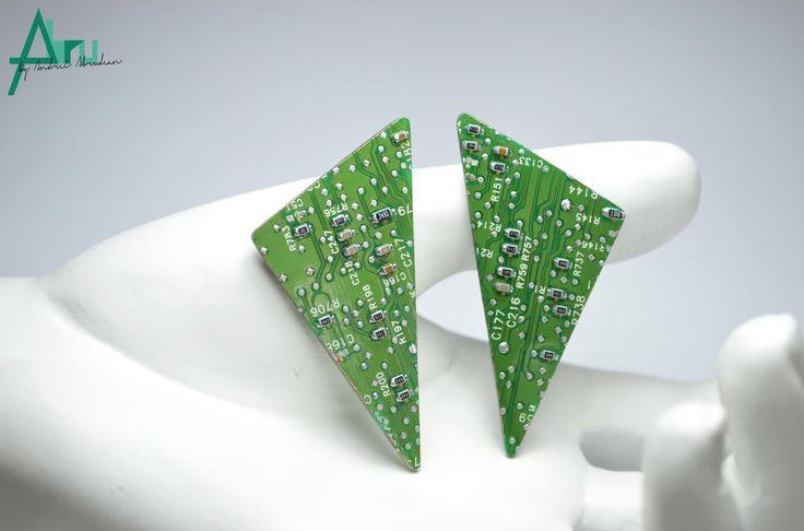 - We're a match - #4 earrings