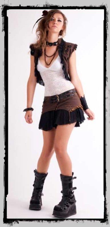Proto Punk Skirt – Fairy Floss