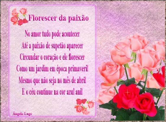 Amor é a parte mais generosa do Paixão.!...