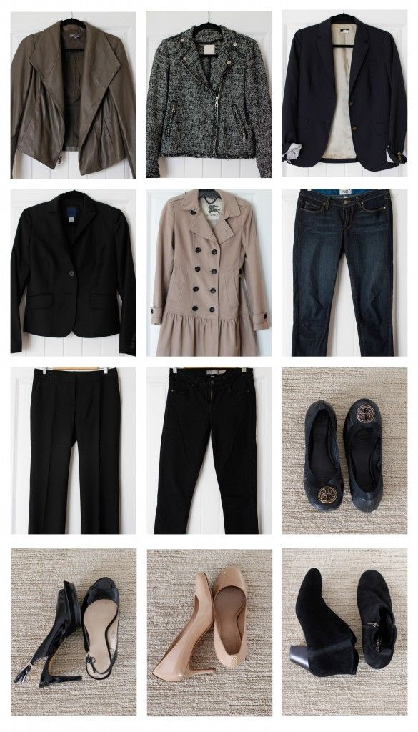 Business Travel Capsule Wardrobe | The Belle Voyage