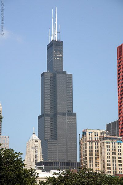 This will always be Sears Tower to me!!