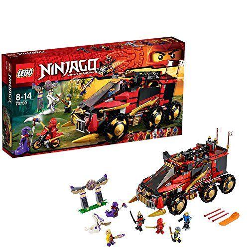 Lego Ninjago 70750 - Mobile Ninja-Basis Lego http://www.amazon.de/dp/B00NVDP45O/ref=cm_sw_r_pi_dp_oxVAwb03DNDQT
