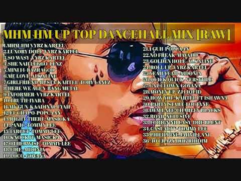 BRAND NEW DJ GAT MHM HM UP TOP DANCEHALL MIX FT VYBZ KARTEL/ALKALINE/LANZ - YouTube