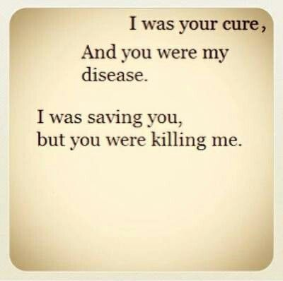 You were killing me