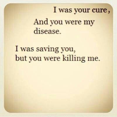 You were killing me