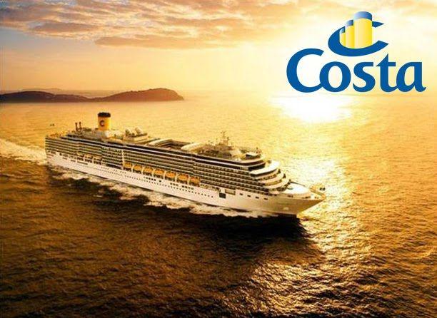 Costa Cruceros  #cruceros #viajes #vacaciones #costacruceros
