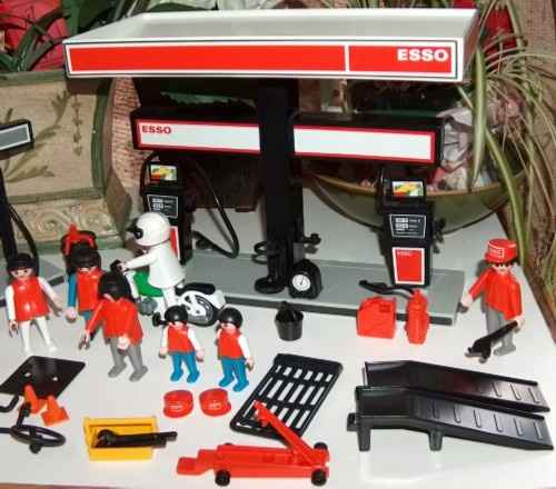 Playmobil Esso Station