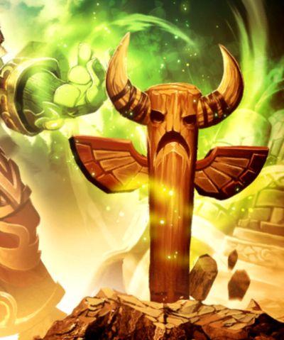 Healing Totem - Hearthstone: Heroes of Warcraft Wiki