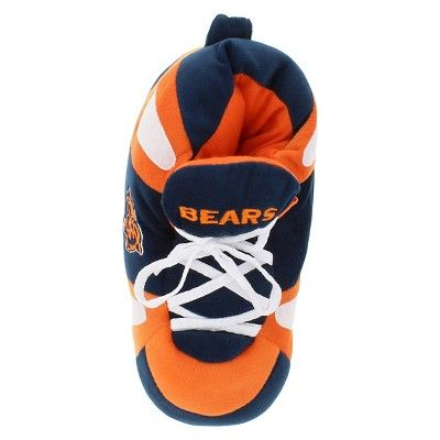 Comfy Feet NFL Chicago Bears Slipper MD, Adult Unisex, Size: Medium, Multicolored