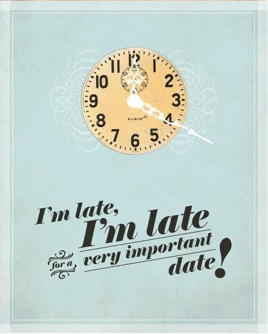 Favorite Alice In Wonderland Quotes (Pinterest