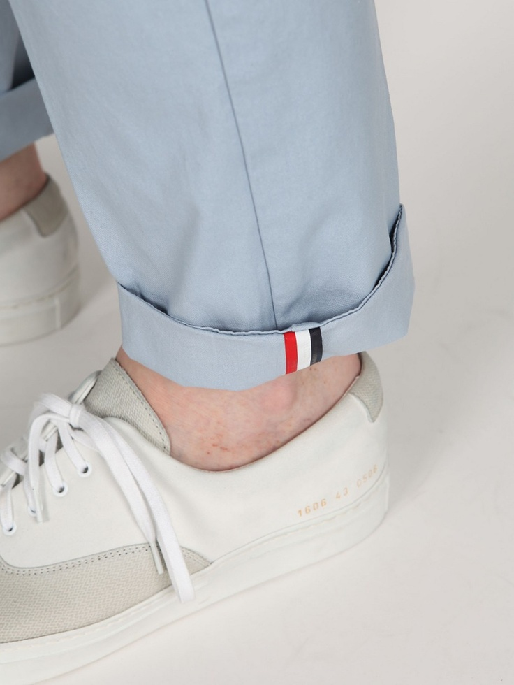 The Lacoste L!VE Men's Chino for spring/summer '12