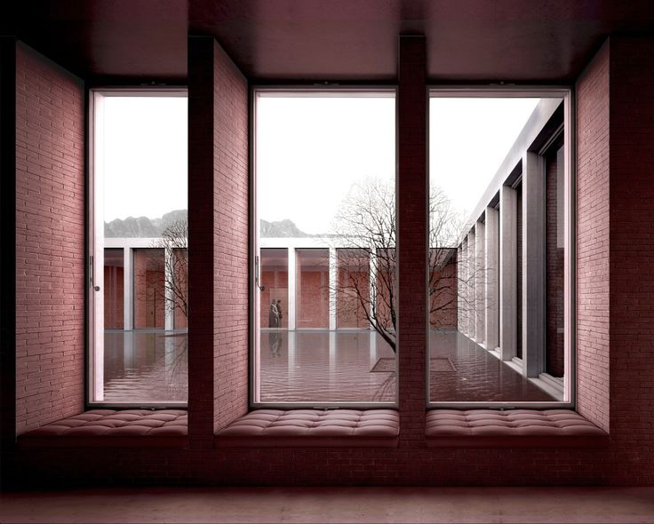 E2A . Crematorium . Thun
