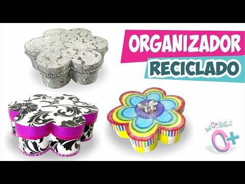 30 best Organizador images on Pinterest Cartonnage Craft ideas