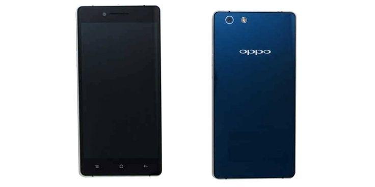 Oppo'nun Yeni Telefonları Sızdırıldı