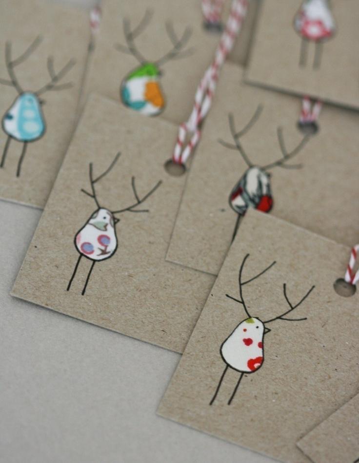 Christmas Gift Tags -
