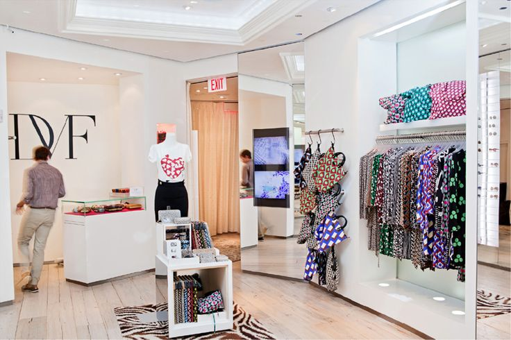 dvf showroom - Google Search