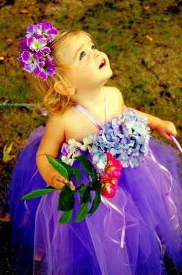 Flowergirl tutu dress is a must!