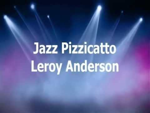 "Slower than recording I've used in the past, but a good sight reading activity for 2nd and above.Musicograma ""Jazz Pizzicatto"" de Leroy Anderson"