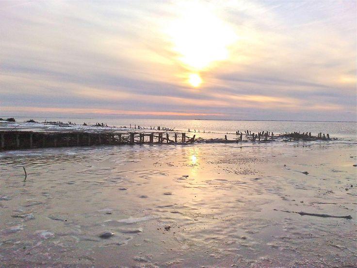 Vadehavet i januar