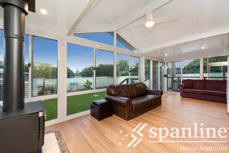 Spanline can create a Glass Room that suits you and your lifestyle perfectly.  Australian made for Australian conditions, Spanline has you covered.